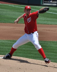 Stephen Strasburg- Top Prospect (Part 1)