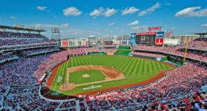 Ballpark Bash: AT&T Park vs. Nationals Park