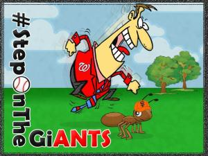 StepOnTheGiANTS