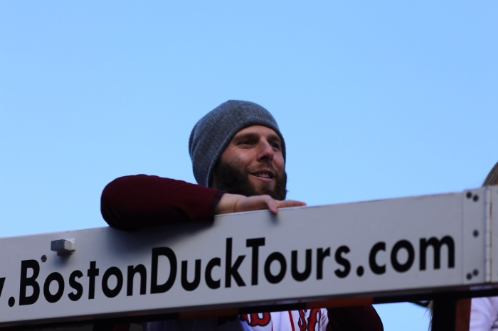 Dustin Pedroia Photo by Ben Thomas @bdthomas
