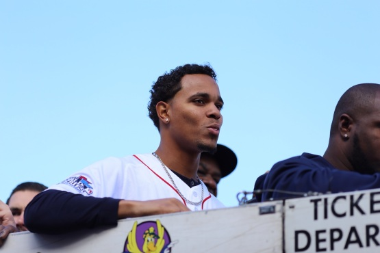 Xander Bogaerts  Photo by Ben Thomas @bdthomas