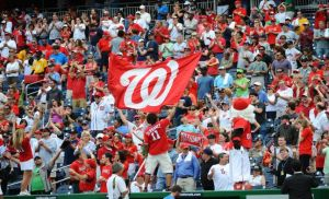 MLB-Atlanta Braves @ Washington Nationals