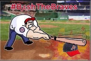 bash the braves