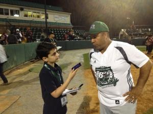 Interviewing Chick Hernandez