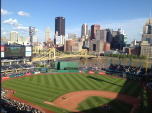 Battle of the Ballparks: PNC Park vs. Nationals Park