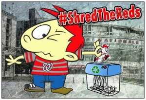 ShredtheReds