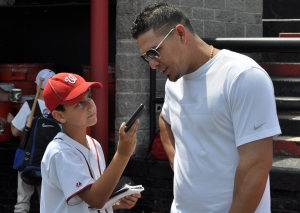 Matt's Bats Chat with Nationals Catcher Wilson Ramos