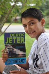 Win A Copy Of Derek Jeter's The Contract Here!