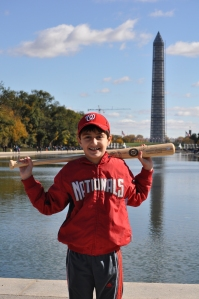 Imitating Bryce Harper's SI Cover From Spring Training 2013