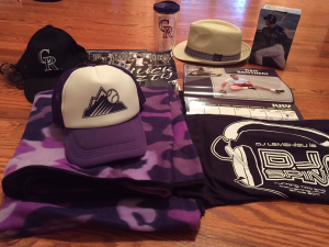 My Rockies Prize Pack